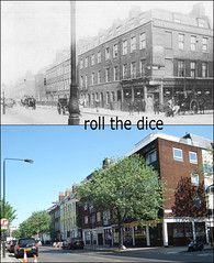 Guilford Street`1906-2011 (roll the dice) Tags: uk horses london art history classic beer architecture lights pub wine camden ale gas spirits bloomsbury local streetfurniture 1906 dickens mews edwardian lager guilford oldandnew coramsfields finsbury publichouse russellsquare wc1 pastandpresent londonist hansomcab bygone hereandnow graysinn watneys