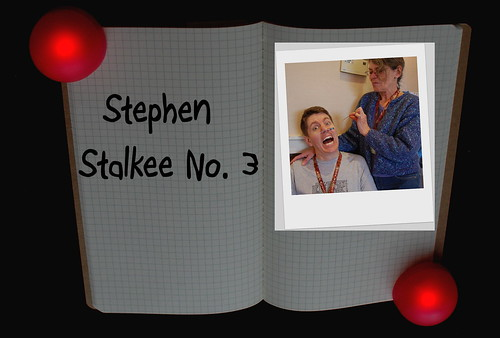 Stephen the Stalkee