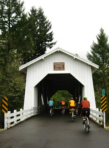 hoffman covered bridge by tangocyclist