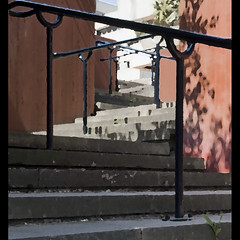 Escalier Meriadeck (Bordeaux)