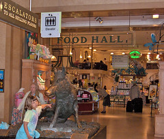 Rewind: Strawbridges' Food Hall (JKEL) Tags: philadelphia retail departmentstore boar foodhall strawbridges