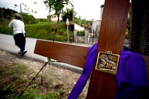 Reportagem sobre o acidente em Amarante
