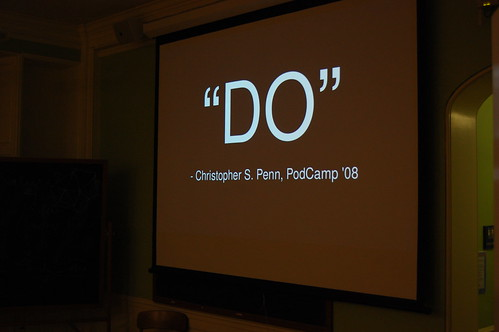 RIComCamp: @cpenn quoted