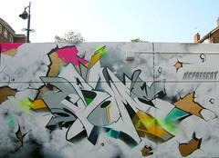 (Crome RT) Tags: graffiti rt represent crome stockwell