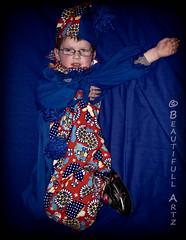 3/365 Clown (Beautifull Artz) Tags: child clown artz beautifull