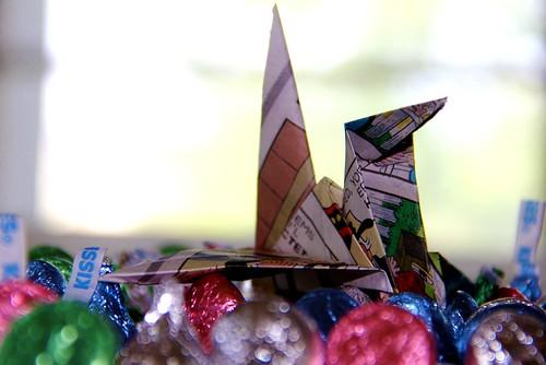 Crane for Hope #61