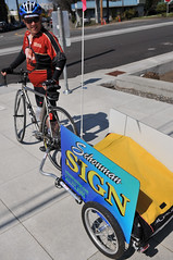 Signs by bike - Schonman Signs-4