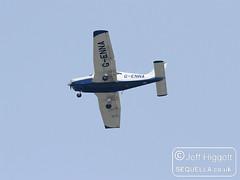 1978 Piper PA-28-161 Warrior II (G-ENNA) (Jeff Higgott (Sequella.co.uk) - 2 million views!) Tags: uk kent aircraft flight genna aeroplane piper pa28161 warriorii img6246