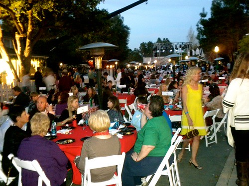 A Block Party on Wisteria Lane to Benefit Cystic Fibrosis