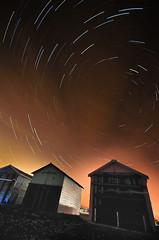 Hayling Trailing (emaniebo) Tags: beach island star nikon hayling trails hut diana elmer goss d300 d700 maniebo