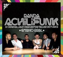 Banda Achilifunk & OJO - Gitano Real (CD) LMNK37