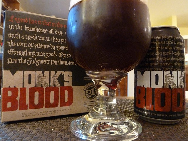 21A Monk's Blood