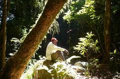 Local hunter - Mt. Mabu, Mozambique
