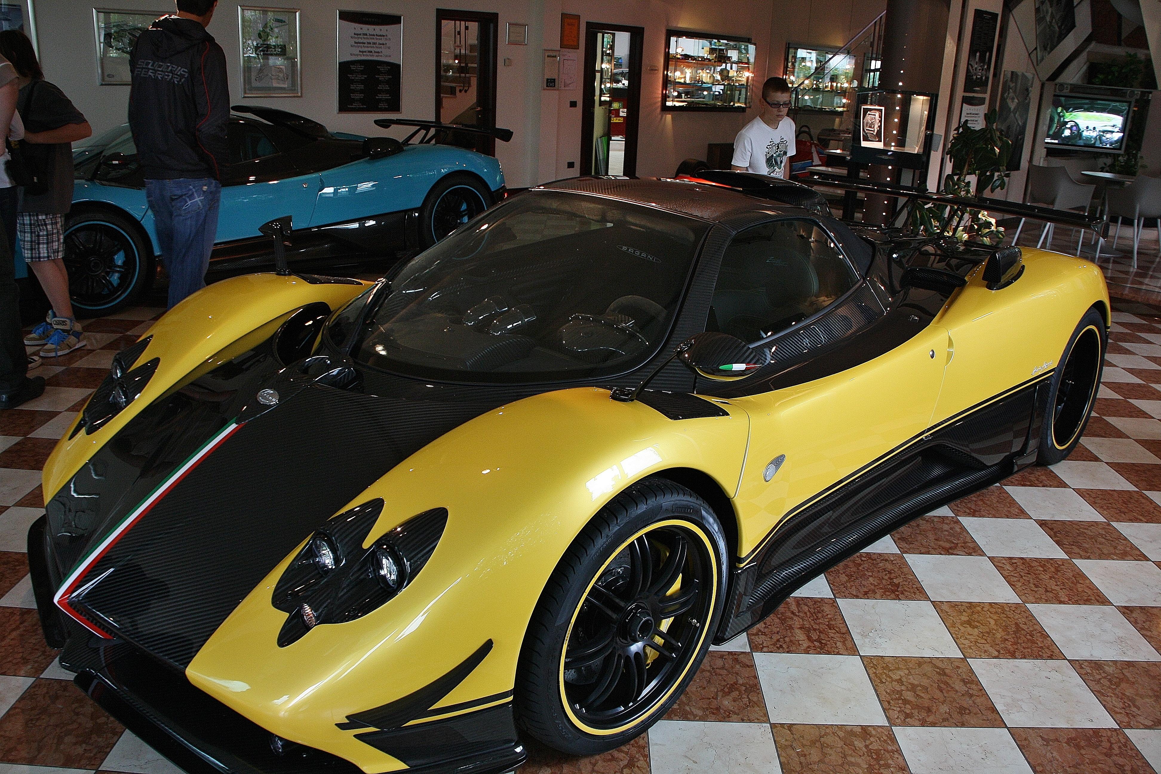 Pagani Zonda Cinque Roadster 76114 4 Page 2 Forum Pagani Zonda Net