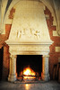 Amboise - Chateau Fireplace (ag&ph2010) Tags: france amboise leonardodivinci frenchchateaux chateaudamboise