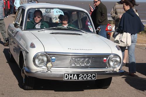 1965 Auto Union DKW F102