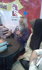 A. Samad Said di PBAKL 2011