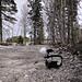 """Mulkosilmäinen harmaatukkainen kyklooppi imuri hanurissaan on ulkoilemassa • <a style=""""font-size:0.8em;"""" href=""""http://www.flickr.com/photos/57663866@N04/5679551183/"""" target=""""_blank"""">View on Flickr</a>"""