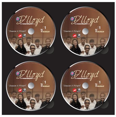 Album CDs