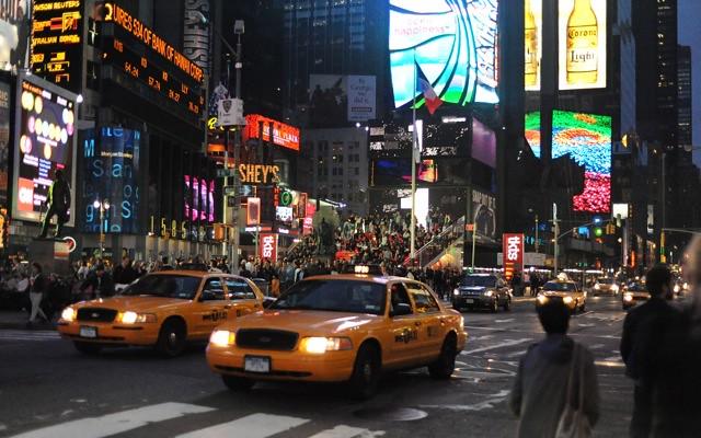 New York, mesto ki ne spi