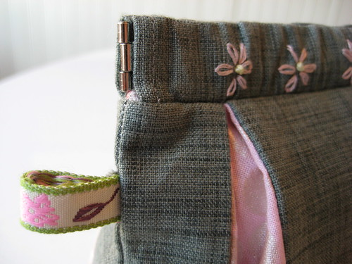 Pretty Little Pouch Swap by Poppyprint