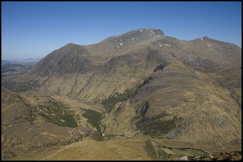 Ben Nevis and Steall
