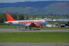 Easyjet G-EZPG A319-100 (Cameron Burns) Tags: uk greatbritain plane airplane u2 scotland airport action unitedkingdom glasgow aircraft aviation aeroplane airbus gb paisley canoneos airliner easyjet aerospace gla airfield glasgowinternationalairport a319 glasgowairport airbusa319 egpf gezpg 319100 abbottsinch canon550d canoneos550d eos550d