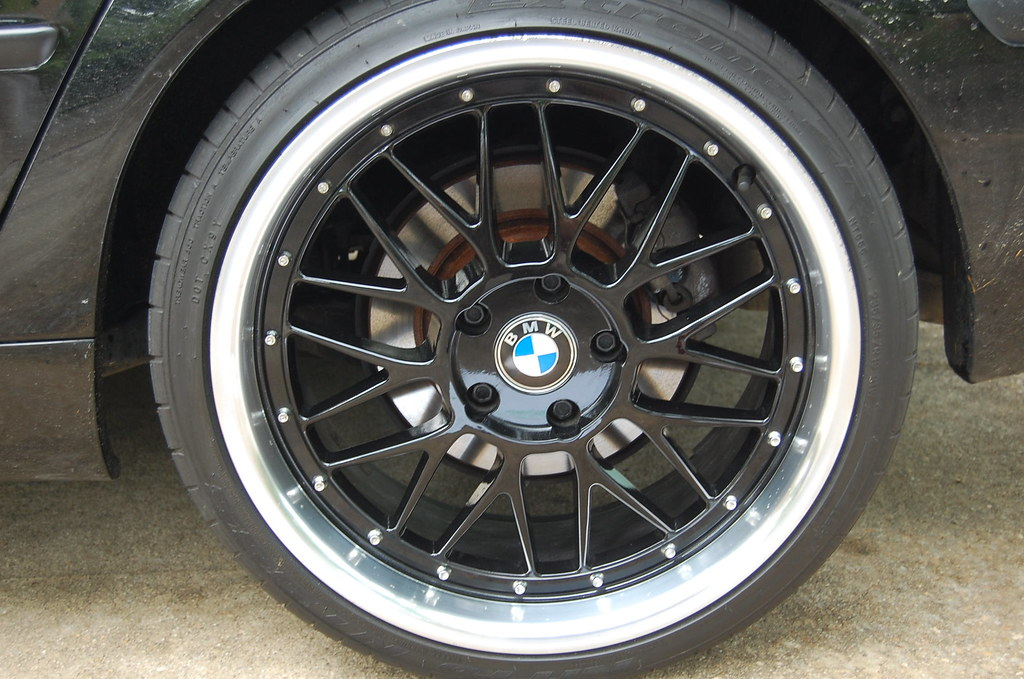 Bbs Lm Replica Wheels Tires 19x8 5 For Bmw 5x120 1000 O