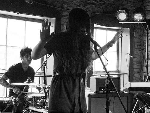 03.19.11c Le Butcherettes @ Rumbler Lounge (42)
