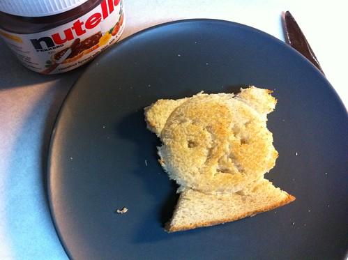 Toastboo toasted
