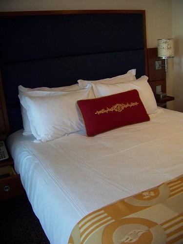 Cushy Bed