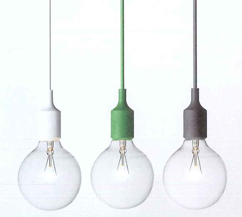 simple bulbs for Muuuto