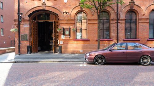 Belfast City - The Zen Restaurant, 55 Adelaide Street Belfast