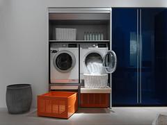 Fuorisalone 2011 (valcucine kitchens) Tags: milano laundry showroom brera salonedelmobile fuorisalone breradesigndistrict