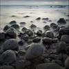 silky rocks (biancavanderwerf) Tags: ocean sea water square landscape spain rocks nd bianca dreamcatcher longshutterspeed travelreizen