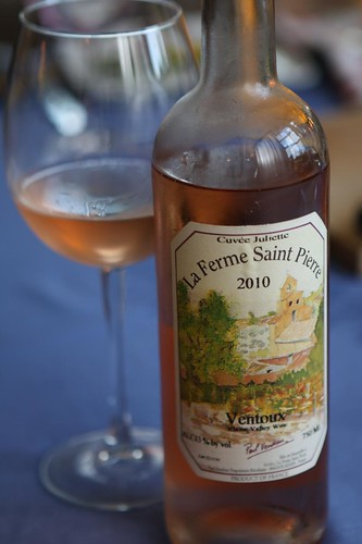 La Ferme Saint Pierre 2010 Ventoux
