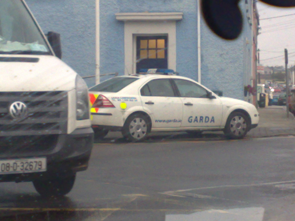 Garda Regular Patrol