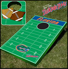Florida Bean Bag Toss Game