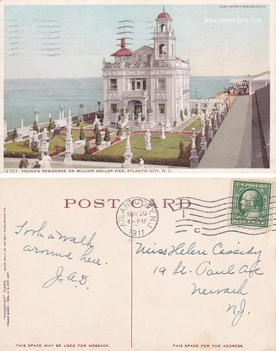 Million Dollar Pier - 1911