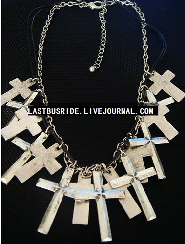 CROSS NECKLACE 1
