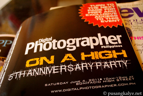 ON A HIGH_DPP 5th anniv party