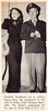 Paulette Goddard and Capt. Burgess Meredith (Vintage-Stars) Tags: paulettegoddard burgessmeredith