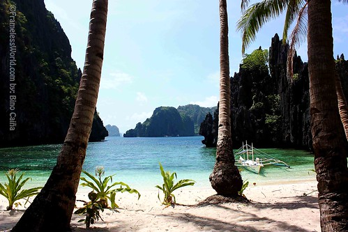 El nido - Secret Lagoon