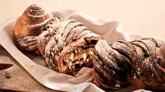 Treccia al latte (SiamoDonne) Tags: dolce latte cucina dolci colazione zucchero cucinare zuccheroavelo treccia uvetta