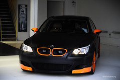 "The Stig's BMW M5 ""Supersport"" (Willem Rodenburg) Tags: 3 sport photoshop 50mm nikon boulevard tour 33 top picasa wrap gear super bmw 164 mm 50 bugatti m5 supercar stig v10 willem veyron lightroom supersport the 2011 d90 thestig rodenburg supercardrive jdcostums bergenschoek"