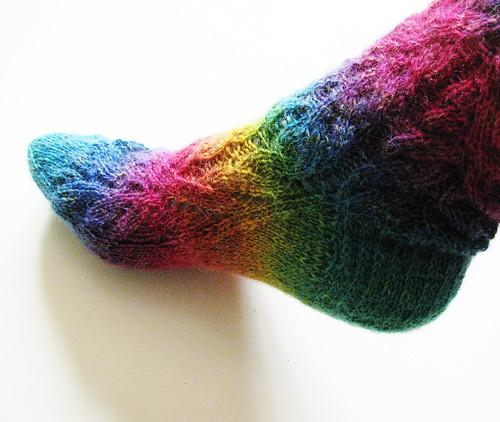 Cadence sock