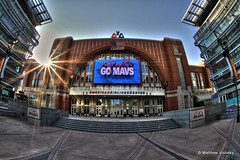 Lets Go Mavs! (MattyV53) Tags: building basketball dallas texas miami stadium fisheye finals heat 20 americanairlinescenter nba dirk hdr mavs mavericks dallasmavericks aac nowitzki miamiheat nbafinals gomavs top20texas bestoftexas matthewvisinsky mattyv53 mattvisinsky
