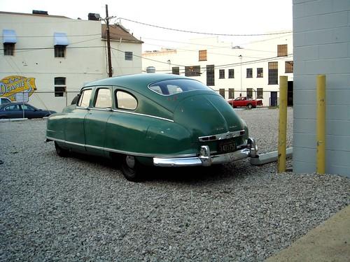 1950 Nash Airflyte Super