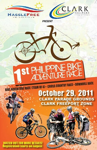 1st Philippine Bike Adventure Race