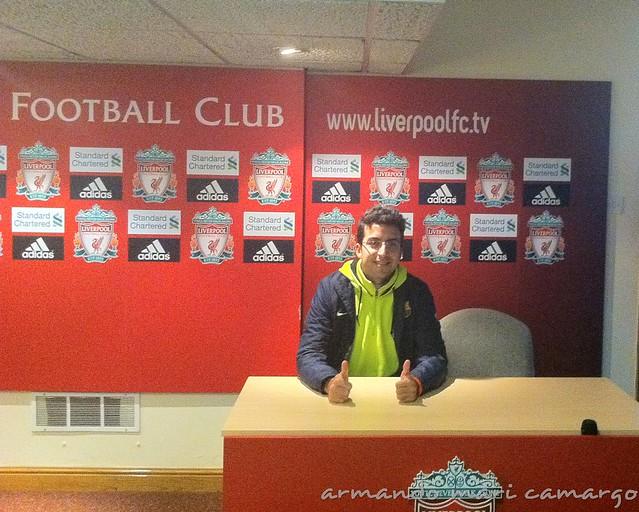 Liverpool - Anfield Stadium
